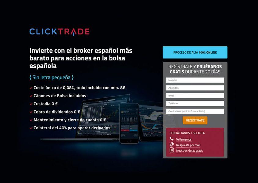 Clicktrade